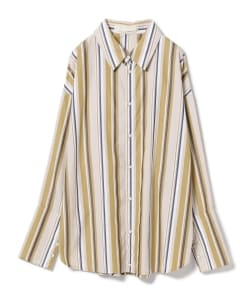R JUBILEE / 2way Stripe Shirt