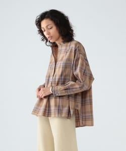 Pilgrim Surf+Supply / Deanna Wool Plaid Shirt