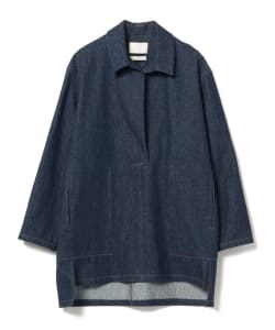 LAUREN MANOOGIAN / Denim Chore Shirt