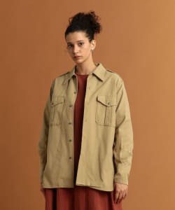 R JUBILEE for Pilgrim Surf+Supply / Military Shirt