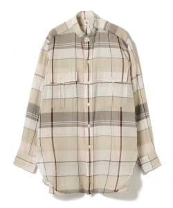 <WOMEN>KAPTAIN SUNSHINE / Safari Shirt