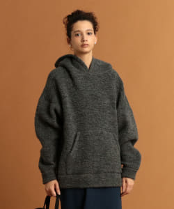 Pilgrim Surf+Supply / Dove Brushed Wool Hoodie