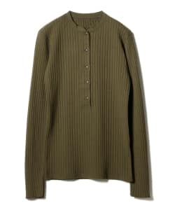Pilgrim Surf+Supply / CONIE Wide Rib Henley