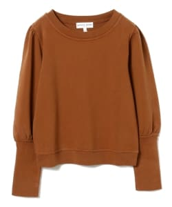 APIECE APART / Puff sleeve Sweat Shirt