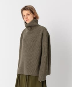 Pilgrim Surf+Supply / DALE Funnel Neck Rib Sweater