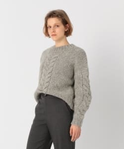 Pilgrim Surf+Supply / LEE ANN Chunky Cable Sweater