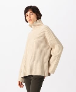 Pilgrim Surf+Supply / Lilly Rib Funnel Neck Sweater