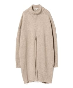 MADISONBLUE / Long Turtle Neck Pullover