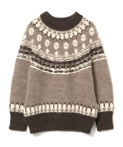 MADISONBLUE / Nordic Sweater