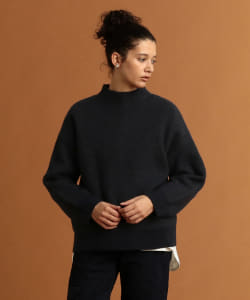 Pilgrim Surf+Supply / Echo Merino Funnel Neck Sweater