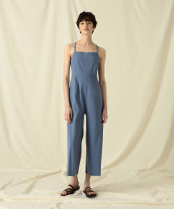 Pilgrim Surf+Supply / Kala Linen Stretch Jumpsuit