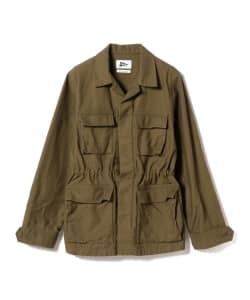 Pilgrim Surf+Supply / Mary Lou Cotton Army Jacket
