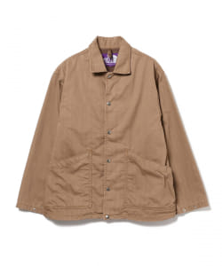 <WOMEN>THE NORTH FACE PURPLE LABEL / Herringbone Twill C.P.O Jacket