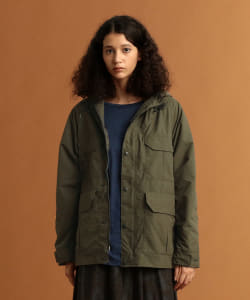 <WOMEN>THE NORTH FACE PURPLE LABEL for Pilgrim Surf+Supply / Mountain Parka
