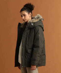 <WOMEN>THE NORTH FACE PURPLE LABEL for Pilgrim Surf+Supply / 65/35 SEROW DOWN JACKE▲