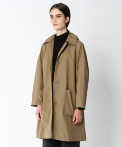 【完売】Pilgrim Surf+Supply / PHYLLIS Shell Coat