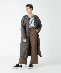 Pilgrim Surf+Supply / Margot Quilted Reversible Coat