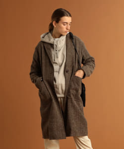 Pilgrim Surf+Supply / Marlowe Cocoon Coat
