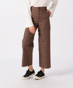 Pilgrim Surf+Supply / Harley Wide Leg Plaid Pant