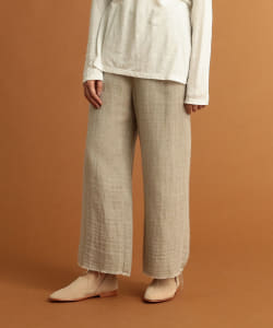 【アウトレット】Pilgrim Surf+Supply / Alani Gauze Easy Pant