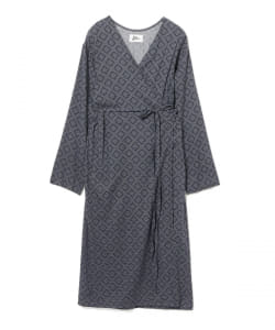 【アウトレット】Pilgrim Surf+Supply / Emil Printed Wrap Dress