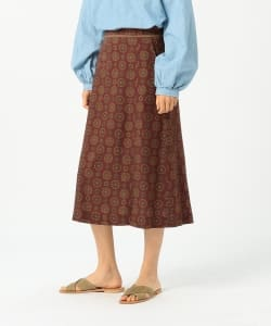 Pilgrim Surf+Supply / Ruby Printed Midi Skirt