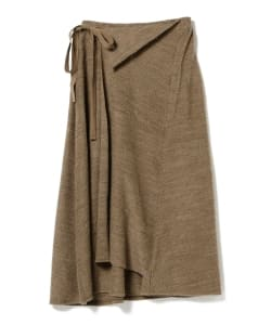 R JUBILEE / Wrap Long Skirt