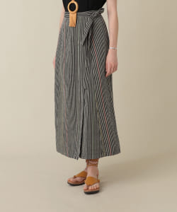 Pilgrim Surf+Supply / Lina Aizu Wrap Skirt