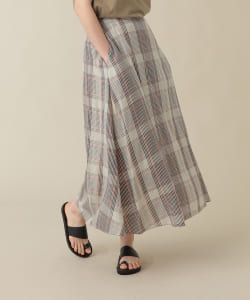 Pilgrim Surf+Supply / Noriko Plaid Skirt