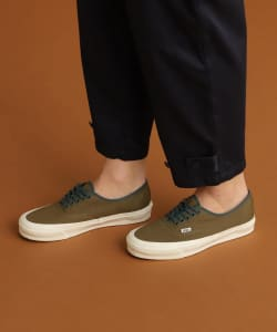 <WOMEN>VANS × Pilgrim Surf+Supply / Authentic LX