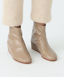 MARTINIANO / Leone Wedge Boots