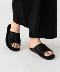 <WOMEN>ISLAND SLIPPER × Pilgrim Surf+Supply / Pennant Shower Sandals