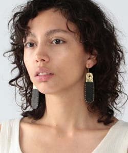 crescioni for Pilgrim Surf+Supply / Luz Earrings
