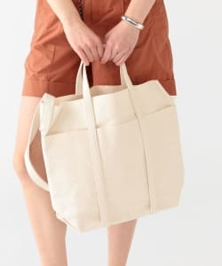 【一部予約】AMIACALVA for Pilgrim Surf+Supply / Small Tote