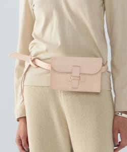AGNESS BADDOO / Belt Sac NATURAL