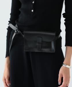 AGNESS BADDOO / Belt Sac BLACK