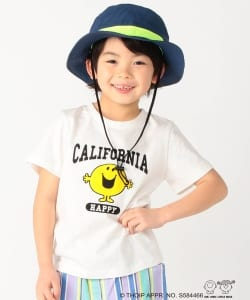 BEAMS mini / MR.MLM Tシャツ(90~120㎝)