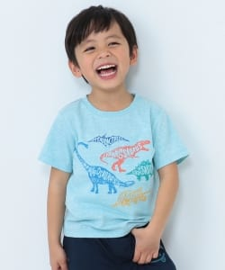 BEAMS mini / Dinosaur Tシャツ (90~150㎝)
