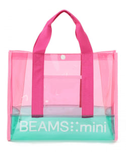 BEAMS mini / 童裝 Color.PVC 托特包