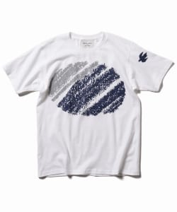 BEAMS LIGHTS with MIC*ITAYA / OVALRUB Tシャツ