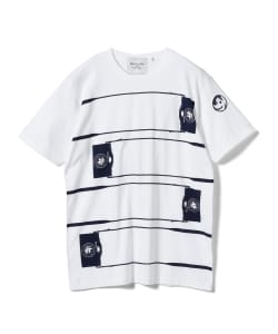 【タイムセール対象品】BEAMS LIGHTS with MIC*ITAYA / CAMERAS Tシャツ