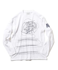 BEAMS LIGHTS with MIC*ITAYA / BLENDY Long Sleeve T-shirt