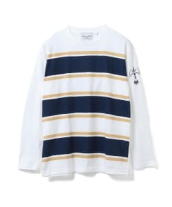 【予約】BEAMS LIGHTS with MIC*ITAYA / BORDERING LONG SLEEVE T-SHIRT