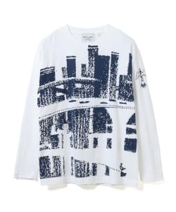 【予約】BEAMS LIGHTS with MIC*ITAYA / SFT LONG SLEEVE T-SHIRT