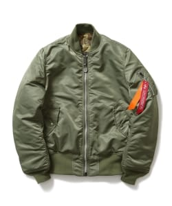 ALPHA INDUSTRIES×BEAMS LIGHTS / 40th別注 リバーシブルMA-1