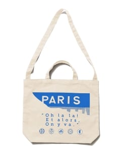 BEAMS LIGHTS with MIC*ITAYA / Paris Tote Bag