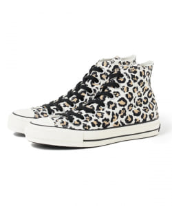 CONVERSE / ALL STAR LEOPARD HI