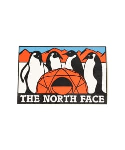 THE NORTH FACE / Print Sticker