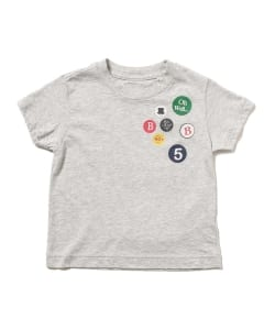 Bohemians / 7 BADGES Tシャツ 7 (2~10才)