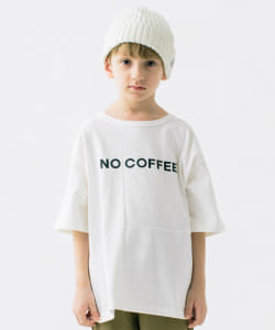 SMOOTHY / NO COFFEE Tee 20(100~160cm)